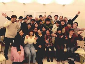 11/19 vocalconsort initium 知られざる合唱音楽の世界 終演♪