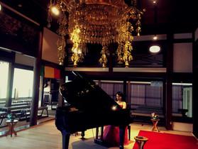 長楽寺・ほたるの会ピアノコンサート♪
