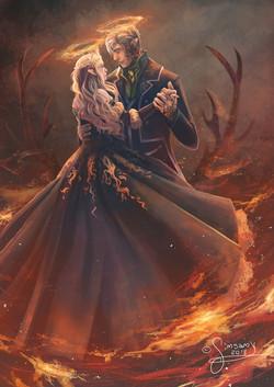 Waltz of Fire