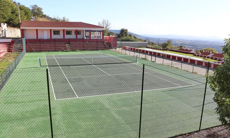 Campo Ténis das Casas de Alpedrinha