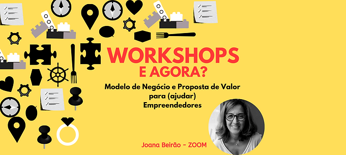 Workshop ... E Agora?