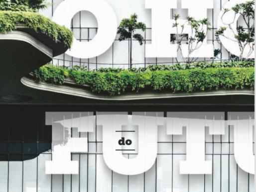 """""""Já temos o Hotel do Futuro?"""", um artigo para a revista Recheio."""