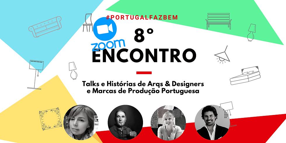 """8º Encontro #PortugalFazBem - """"O Design e a Portugalidade Turística"""""""