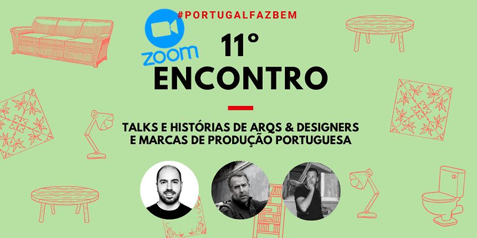 """11º Encontro #PortugalFazBem - """"O Design, Portugal e Turismo"""""""