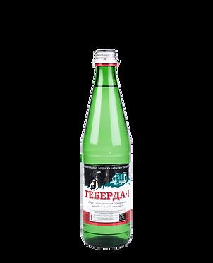 Теберда-1 0,5 л. (20 шт.)