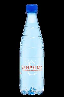 SANPRIMA 0,6 л. (газ; 12 шт.)