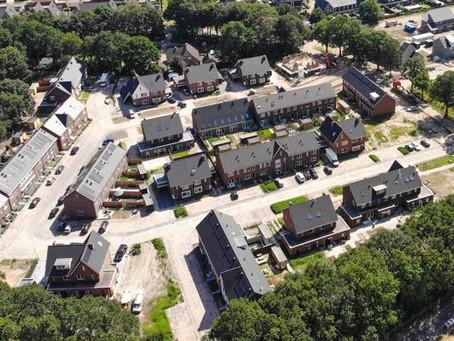 Woningstichting Putten kiest ook de Nilan Compact P voor 69 woningen in Putten.