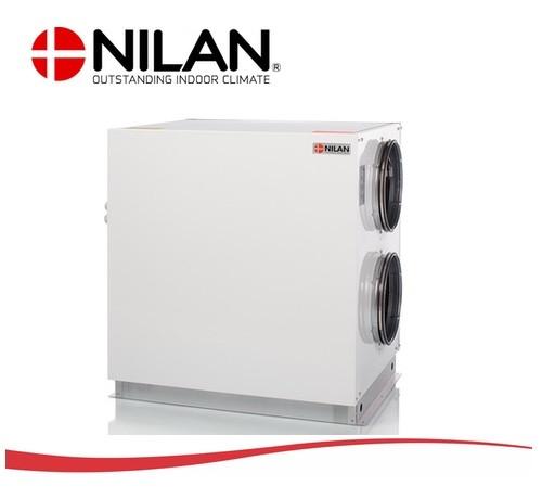 De Nilan VPL 28 ventilatie warmtepomp