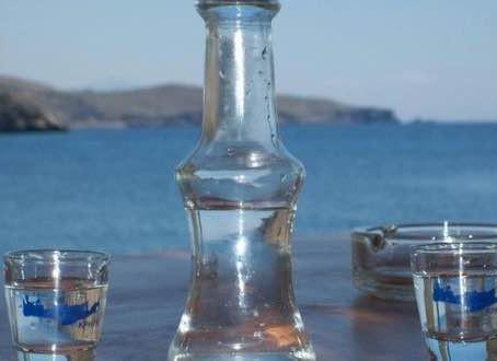 Cretan Raki.