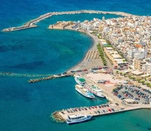 Ierapetra Harbour