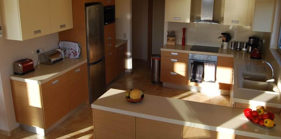 Villa Estia Kitchen