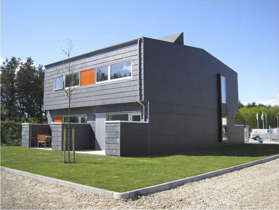 Woningbouwproject met Nilan ventilatie warmtepomp