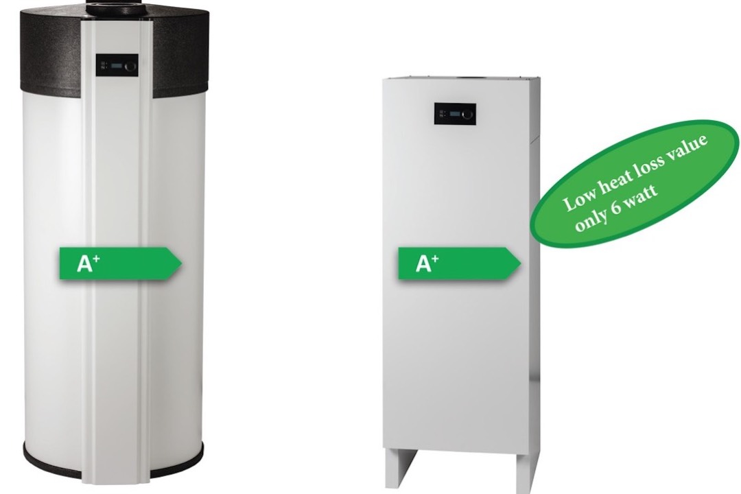 Nilan VT warmtepomp boilers