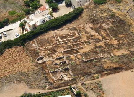 Makrigialos Crete.