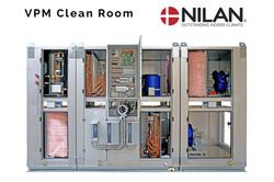 VPM Clean room inside