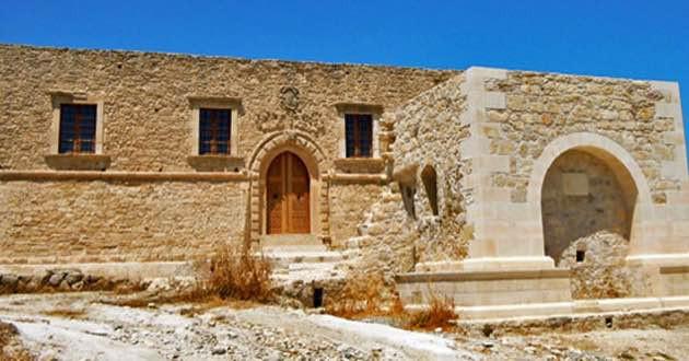 Villa de Mezzo Etia in Eastern Crete.