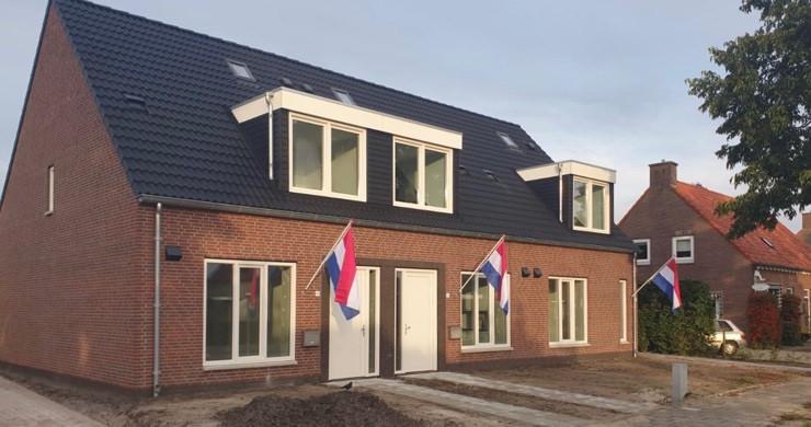 Ventilatie warmtepomp in Wapenveld