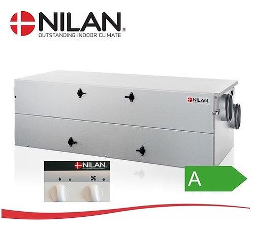 Nilan Comfort CT200 ventilatie met CTS150