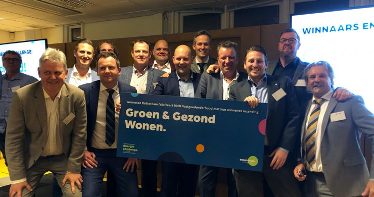 Renovatie warmtepomp winnaar Groen & Gezond Wonen.