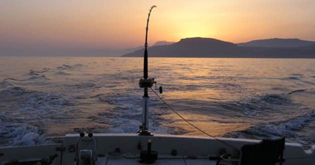 Makrigialos Poseidon Fishing trip.