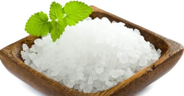 Tasty sea salt from East Crete, Kalo Nero.