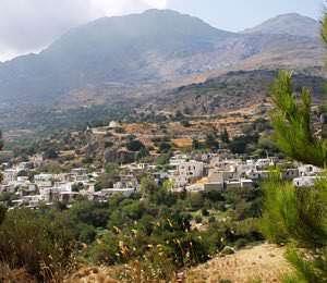 Orino in Eastern Crete