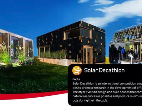 Beste ventilatie warmtepomp Solar Decathlon.