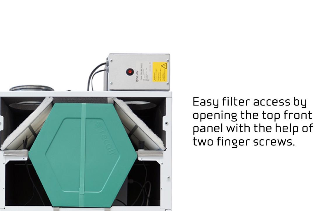 Combi S ventilatie warmtepomp filters.jp