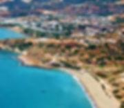 Diaskari beach Makrigialos