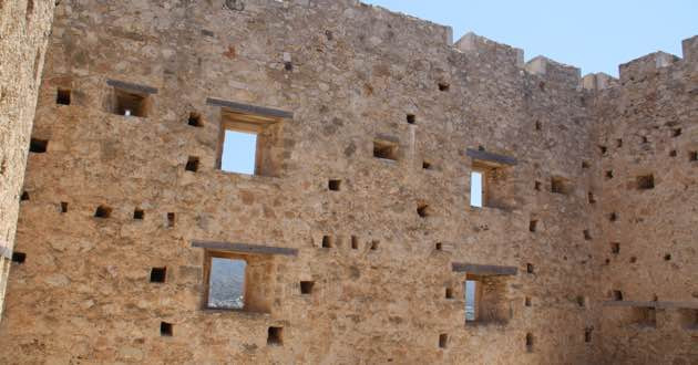 Sitia Kazarma Fort