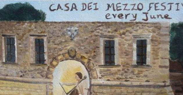Villa de Mezzo Etia in East Crete.