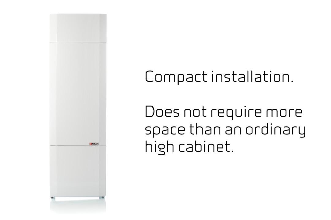 Nilan VP 18 Compacte installatie