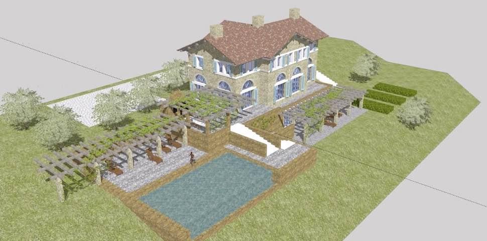 Makrigialos Villa