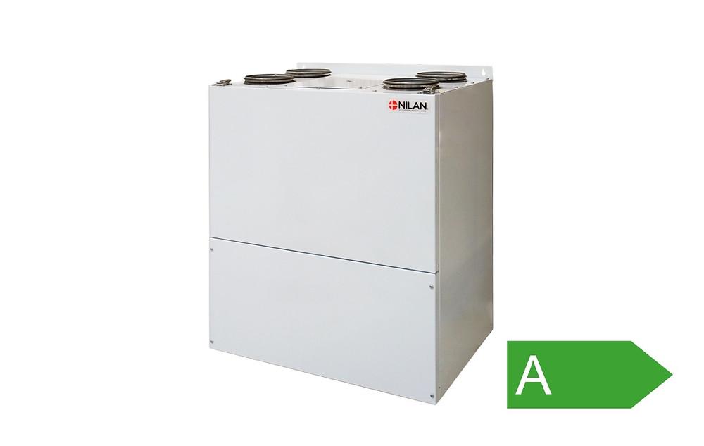 Nilan comfort ventilatie systeem