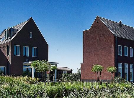 Nilan Compact P GEO voor 9 villa's in Loenen aan de Vecht.