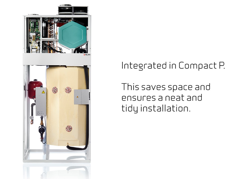 Compact P EK - Integrated in Compact P