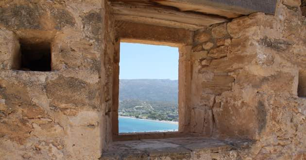 Fortress window.