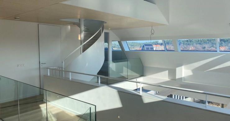 Villa met Compact P ventilatie warmtepomp