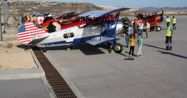 Sitia Airport in East Crete.