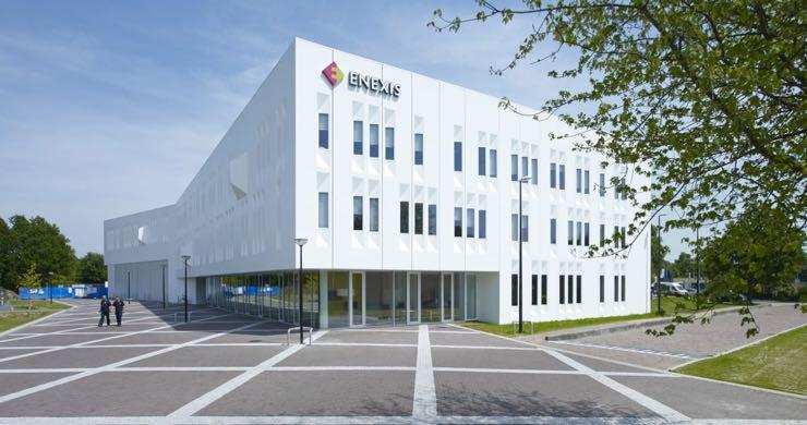 Nilan warmtepomp voor bedrijven bij Enexis Zwolle