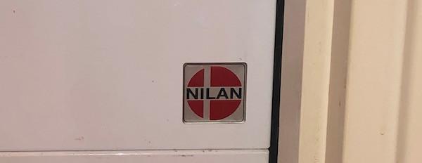 Nilan ventilatie logo