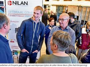 Meeste belangstelling voor Nilan Compact P.