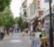Agios Nikolaos shopping