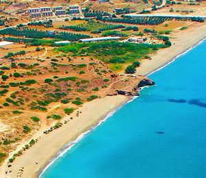 Diaskari Lagada beach