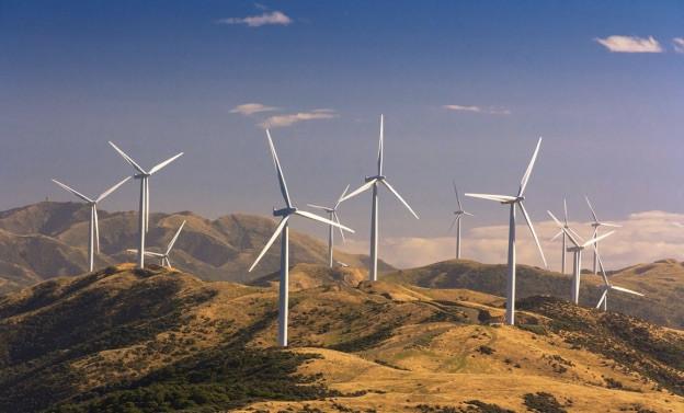 Steeds meer energie van de wind