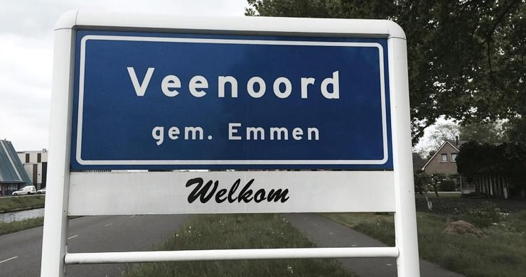 Veenoord gemeente Emmen