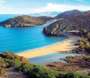 Vai beach in East Crete