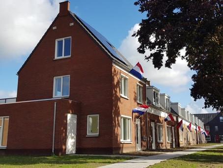 Nilan Compact P voor 19 woningen in Vollenhove.