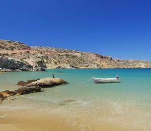 Erimoupoli Itanos beach