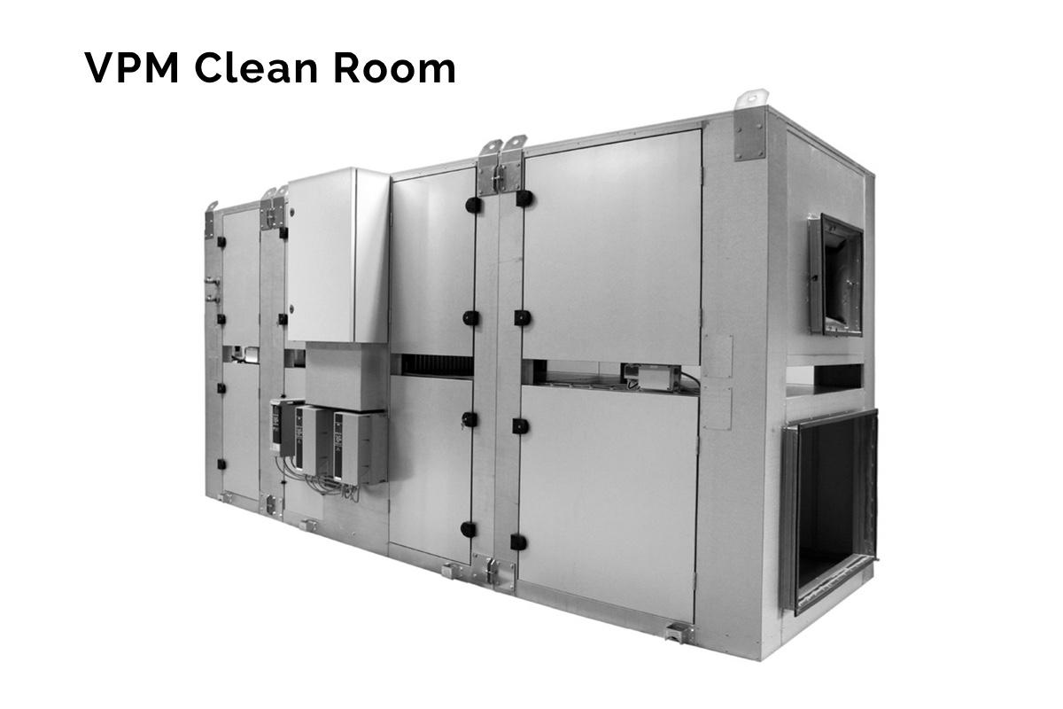 Nilan VPM Cleanroom
